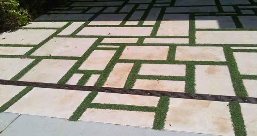 Grass Blocks - WorldWidePaving